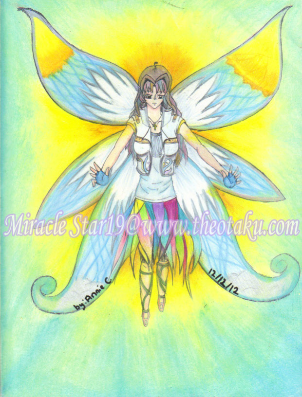 2012: The Fairy of Faith