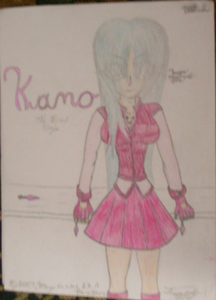 elihime (manga cover for my story:Kamora)