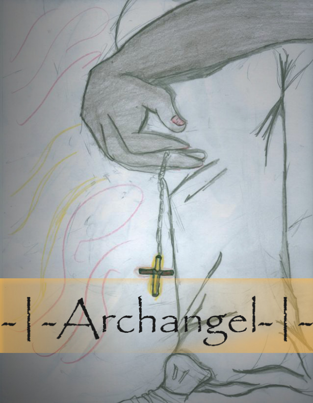 Another filler page for Archangel