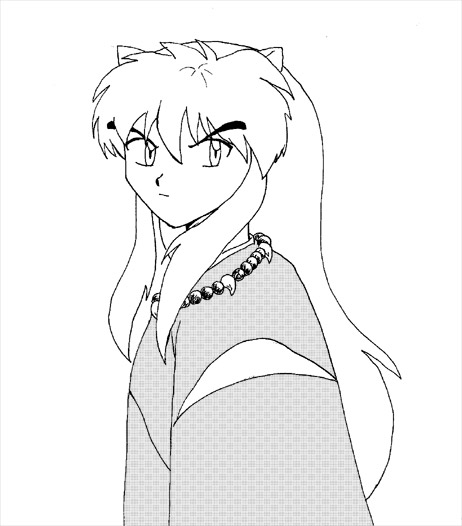 Inuyasha - portrait