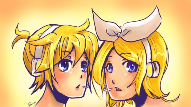 The Vocaloid Twins
