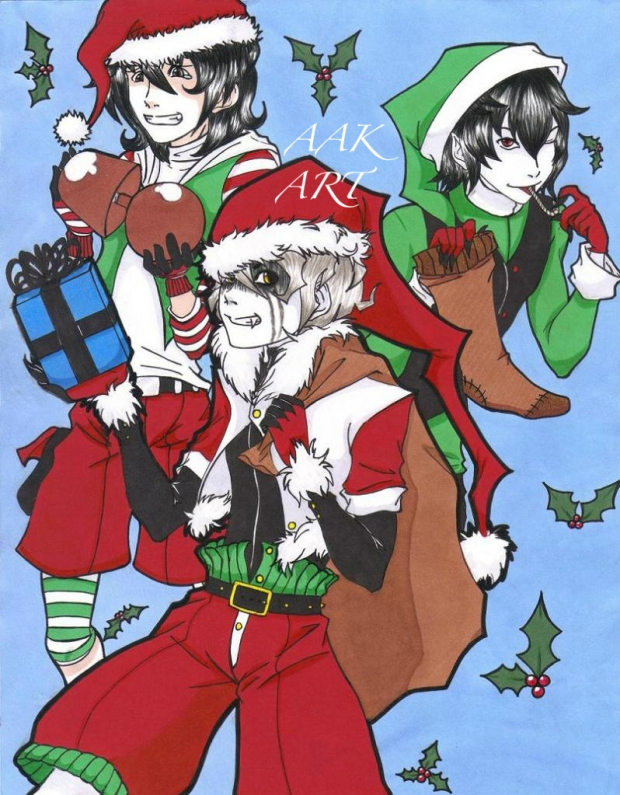 One Twisted Christmas~