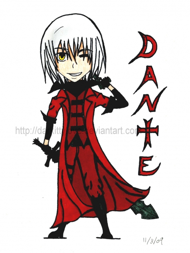 Chibi Dante