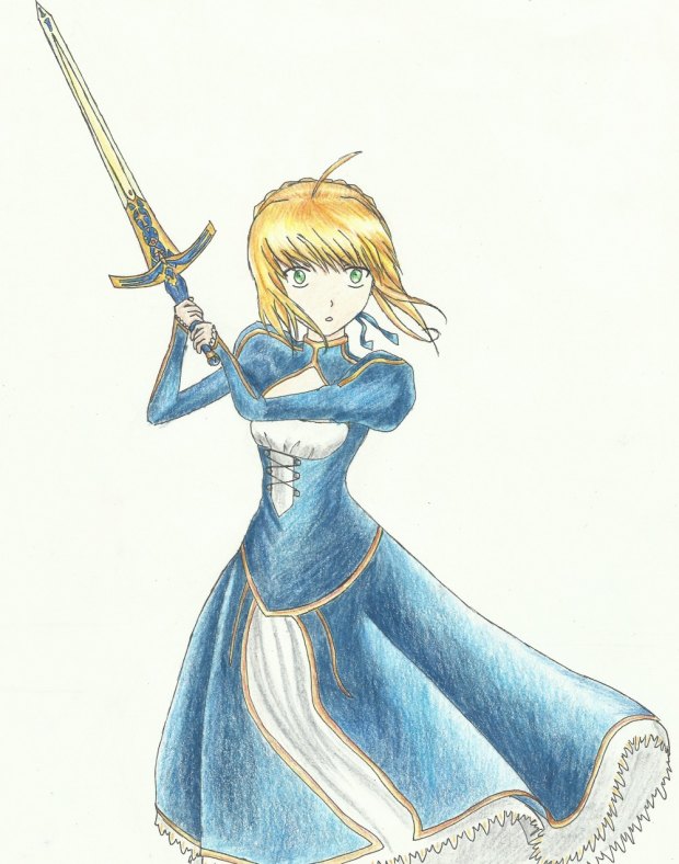 Saber-chan