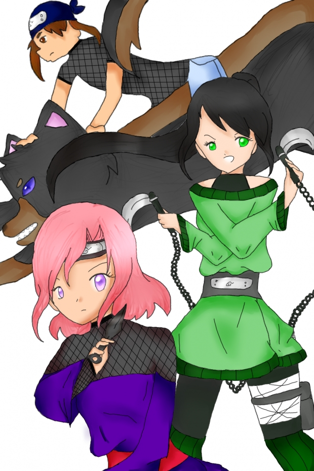 Team 6 colored