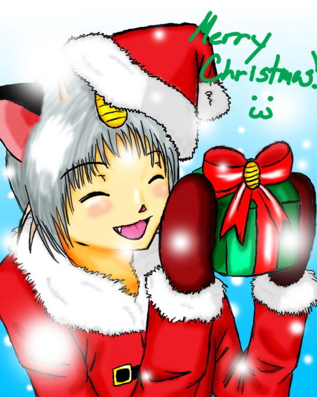 Merry Christmas to Eneko!