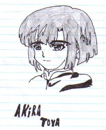 Akira 1st Try