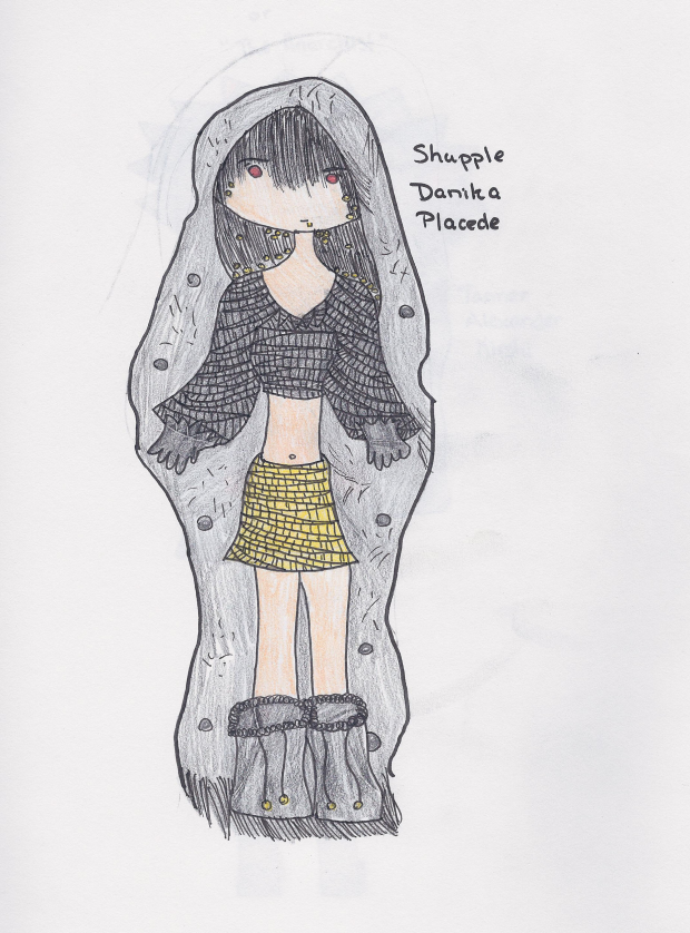 Another New Outfit for Shupple