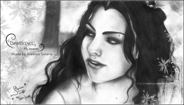 Amy-Lee-My-immortal Art