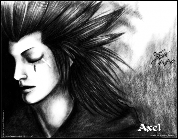 Axel from KH-Commission art