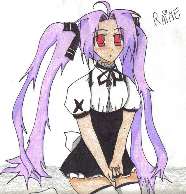 Maid Raine