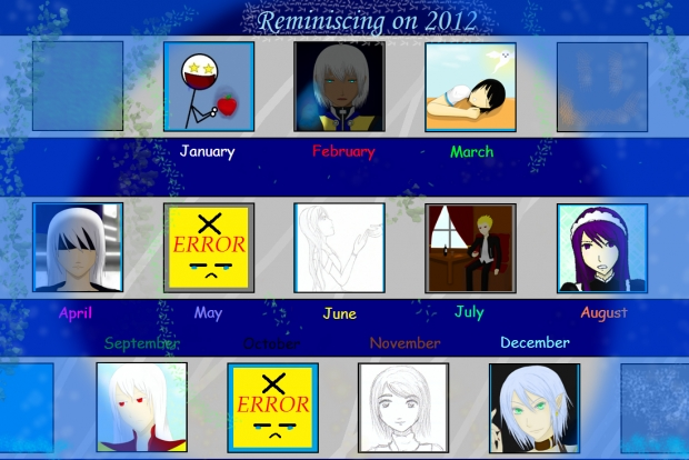 2012 Art Summary