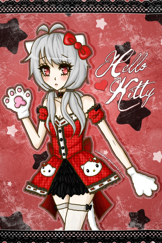 { Hello Kitty }