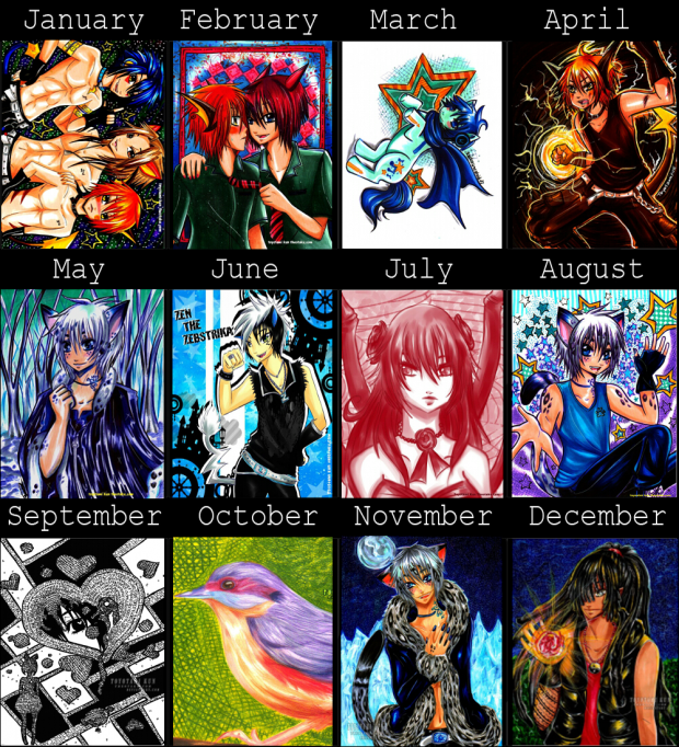 2012 Art Summary[toyotami]