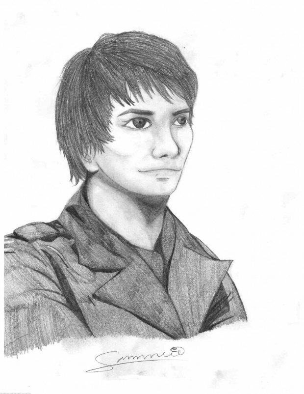 Gerard Way Sketch