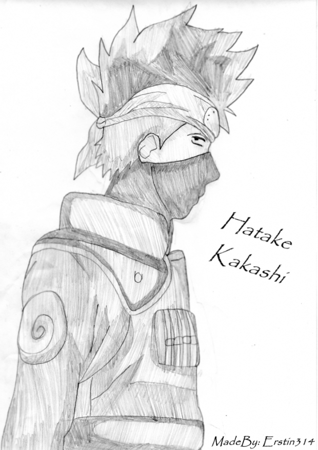 Hatake Kakashi(vdr-07's prize)