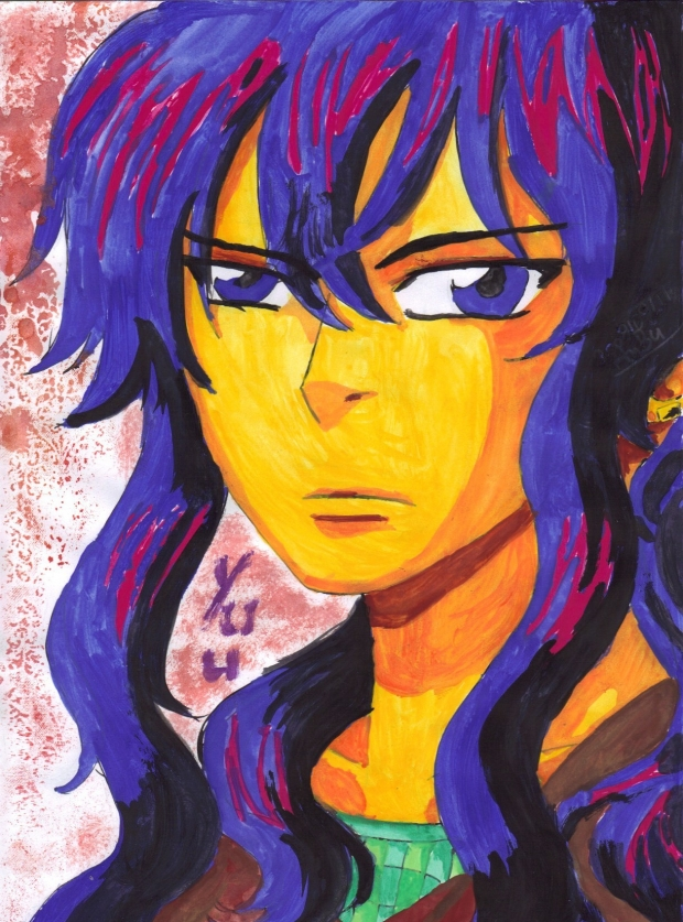 Yuu -watercolour