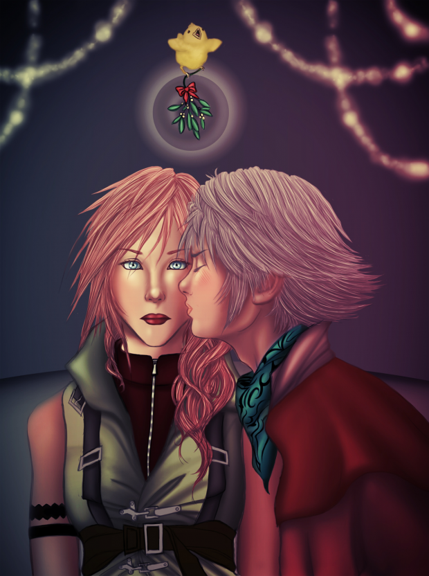 Mistletoe KiSS: Monsterpaladin!