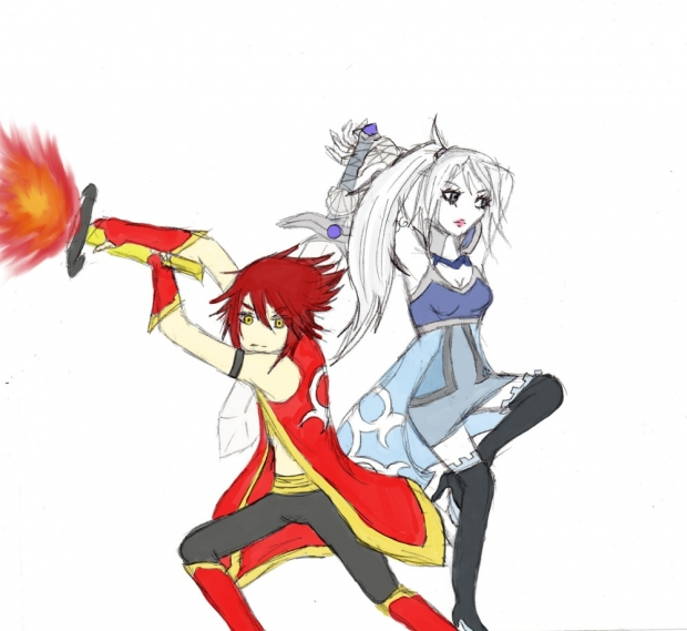 Fire & Ice [rough draft]