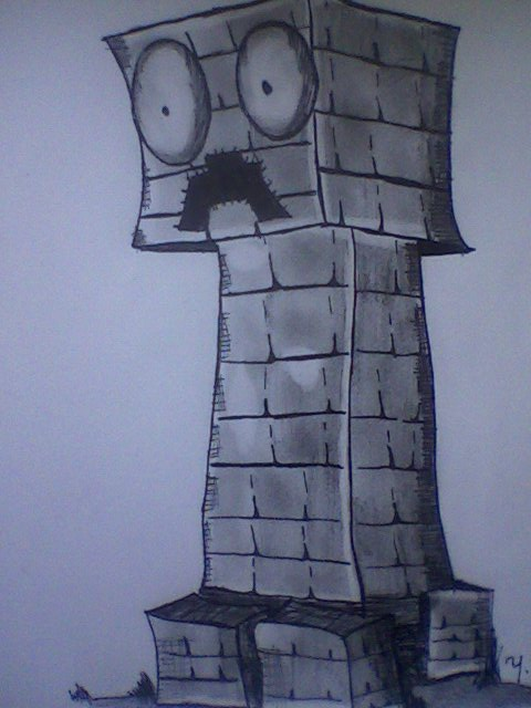 Tim Burton Creeper