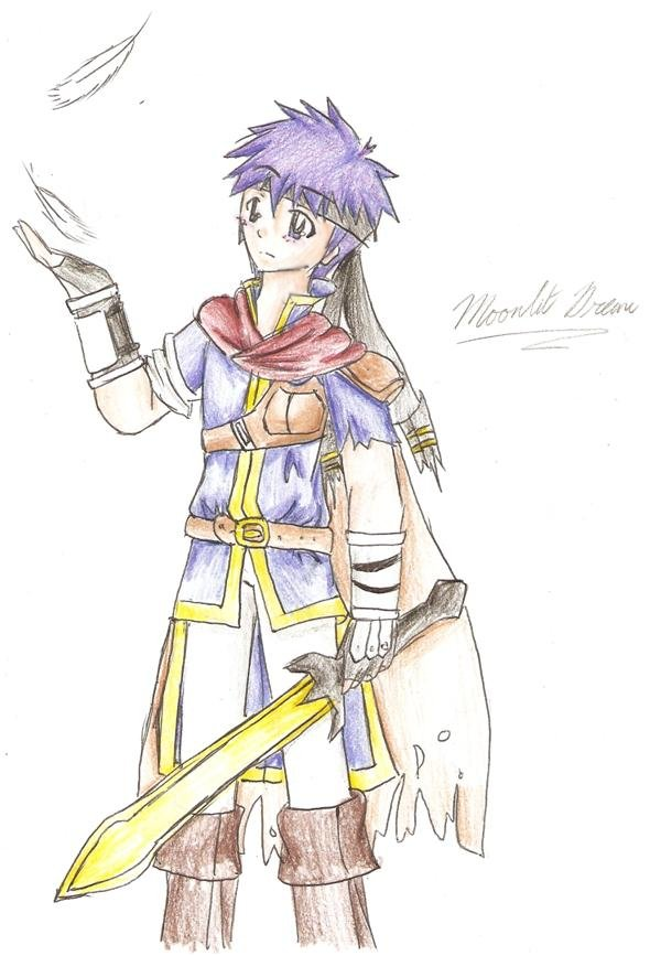 Ike. ^^;