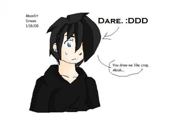 Dare...