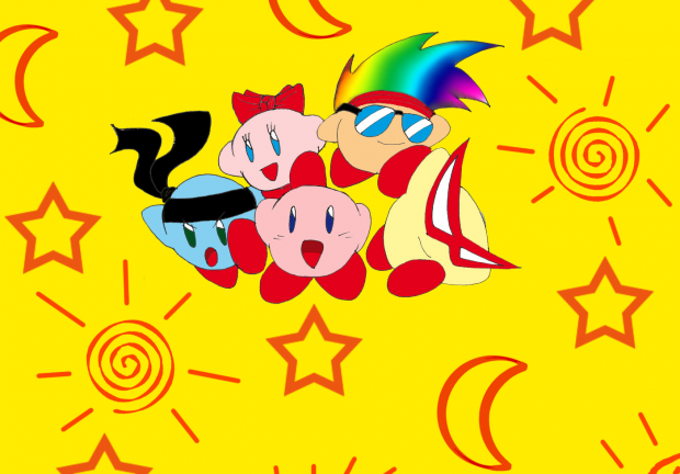 Kirby's Dream Team