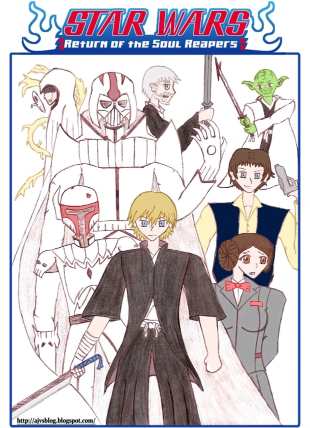 Star Wars/Bleach