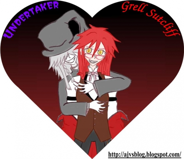 Grell x Undertaker