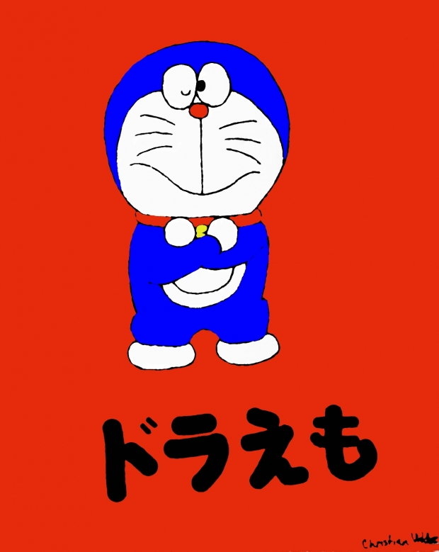 Doraemon (colored)