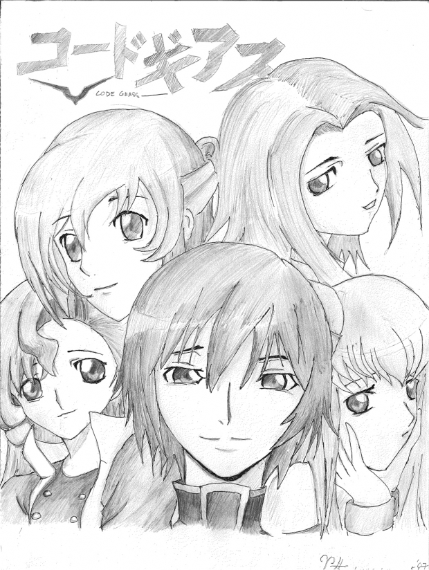 Code Geass Fanart