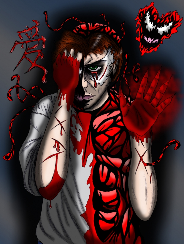 Carnage Bloody Love Colored