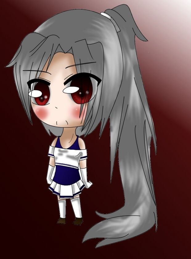 Amaya chibi