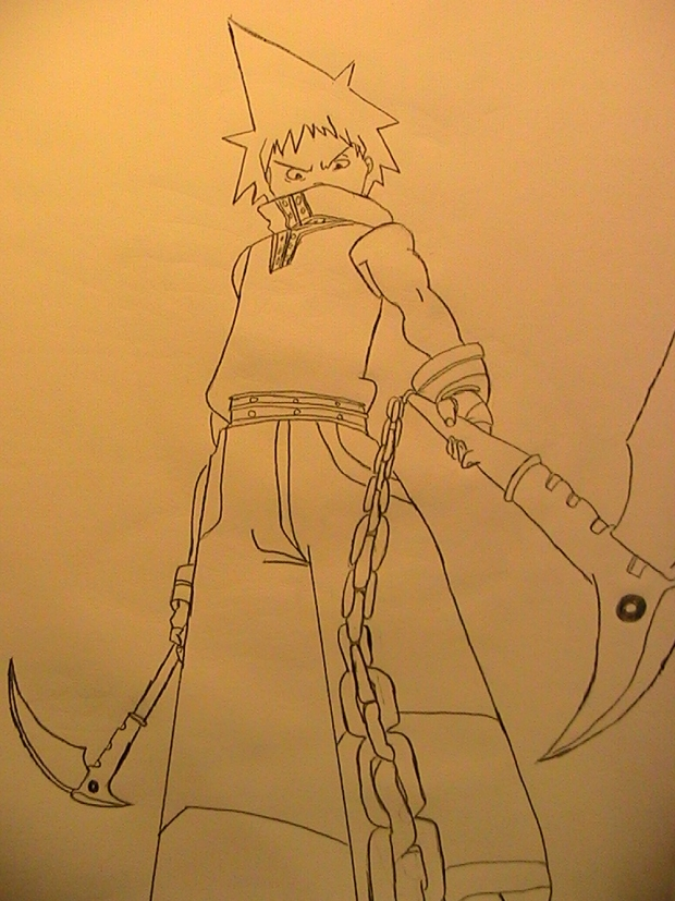 Black Star (Outline)