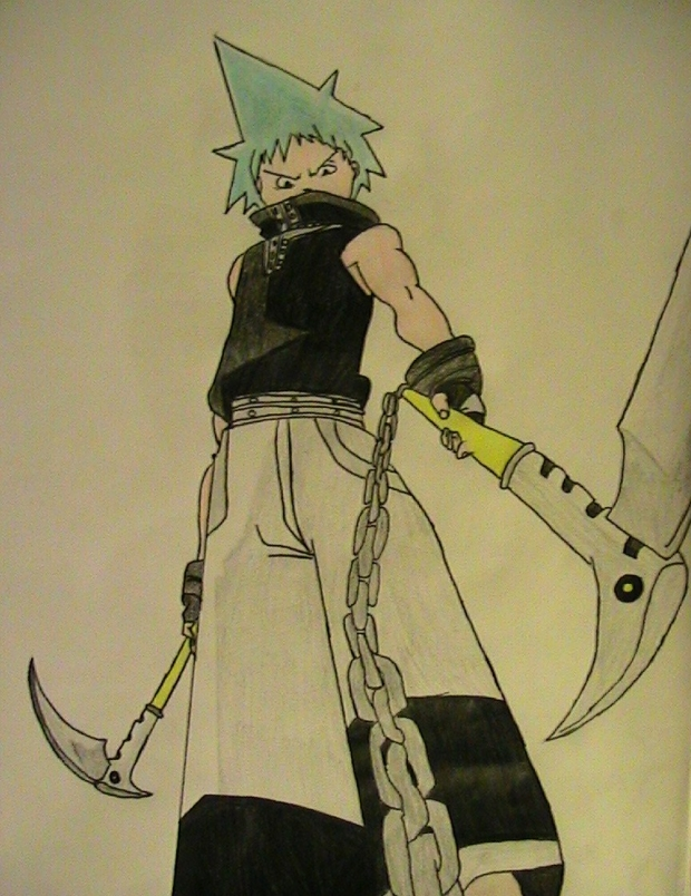 Black Star (Colored)
