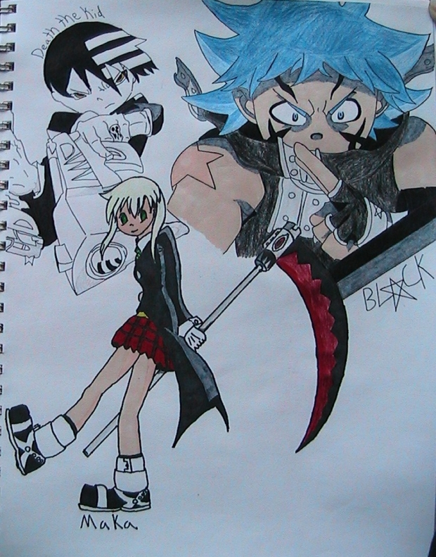 Soul Eater (unfinished)