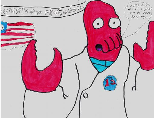 zoidberg for 3012!