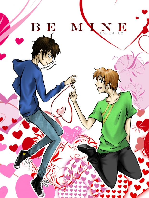 Be Mine~IZMZ