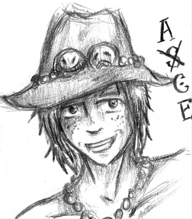 Sketch Redone (Ace for HV)