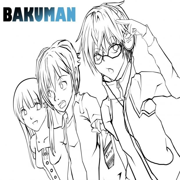 Bakuman Contest Entry Preview