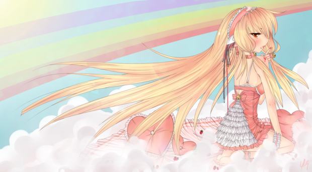 Strawberry chobits