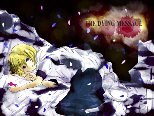 The Dying Message