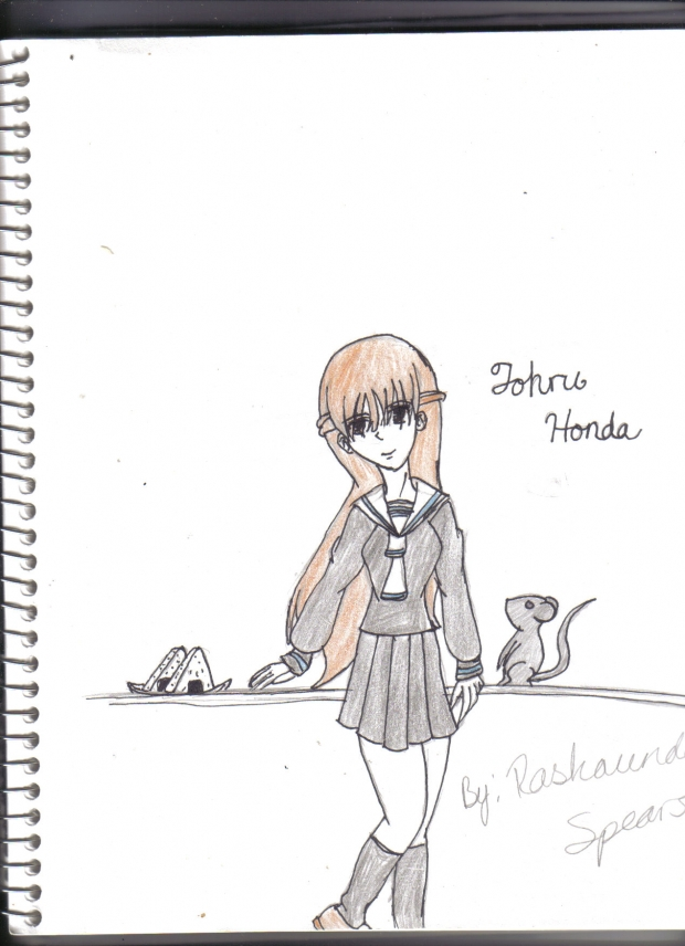 Tohru Honda