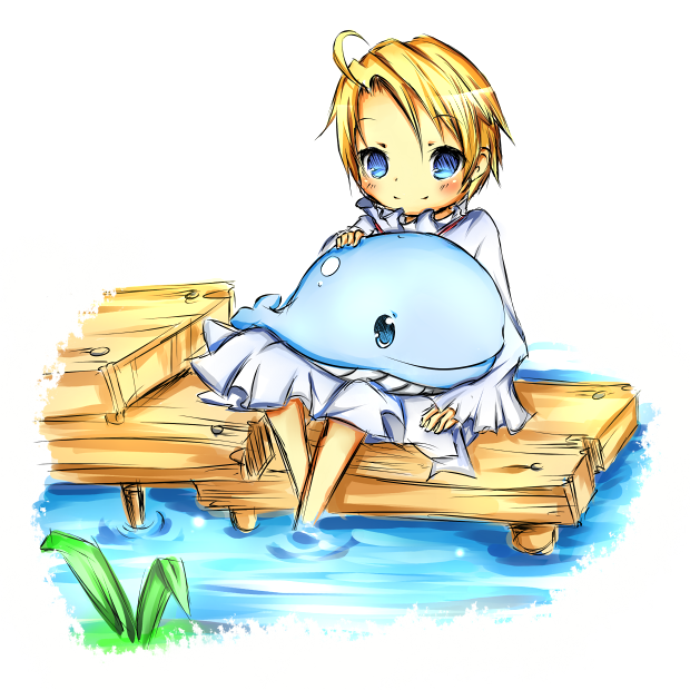 Take Care of a Whale