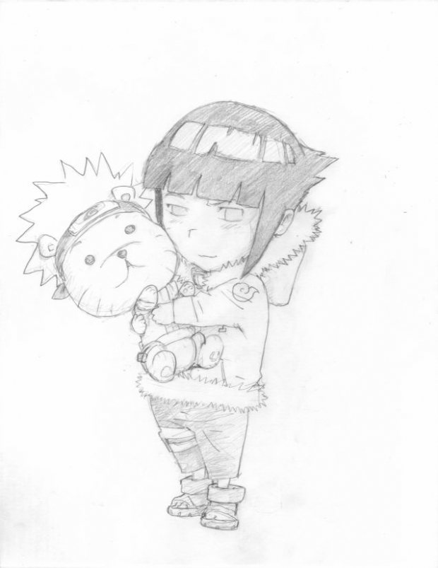 Hinata 4 my Valentine