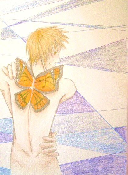 Michael -Monarch Butterfly