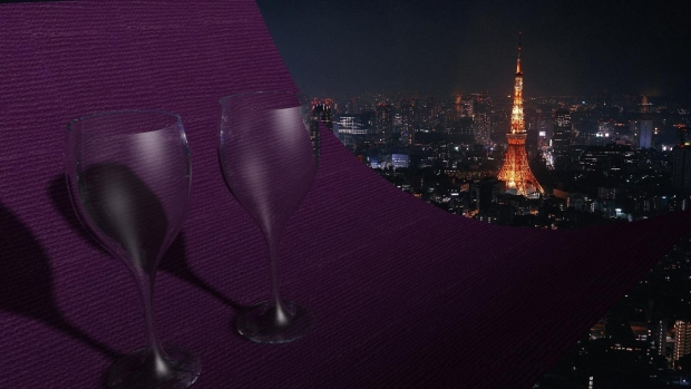 Wine in Tokyo