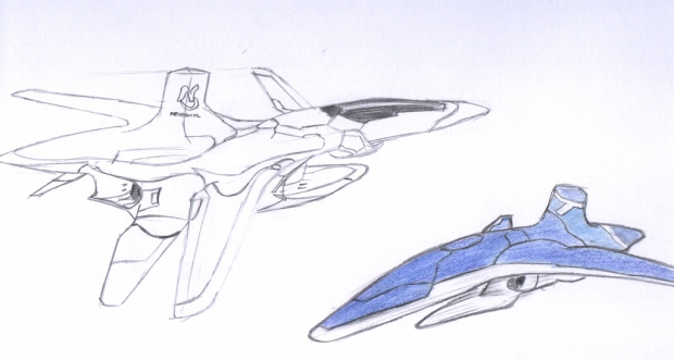Ace Combat 3 Electrosphere: R100 Series 102 & 103