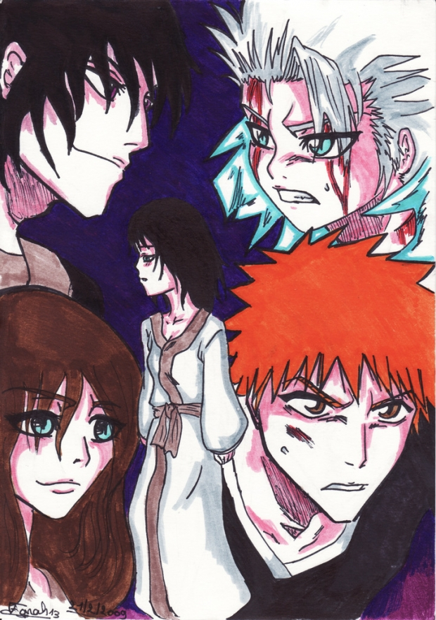 My Own Story Banner : Bankai For Hakusho!