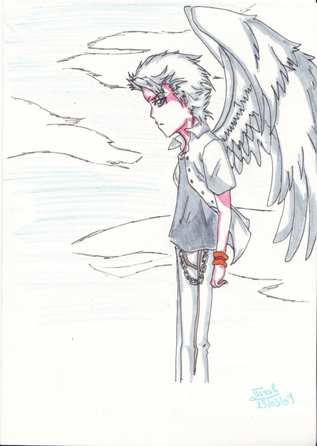 Winged Toushirou